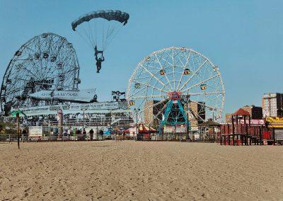 Coney Island III, 70x105