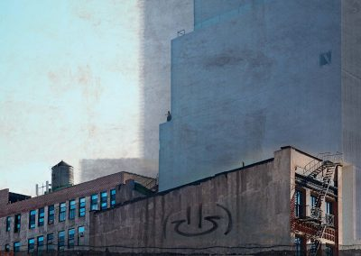 NY XII, 50x75 cm