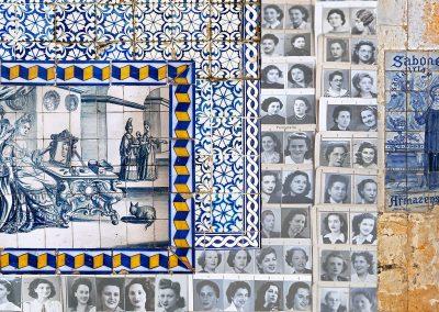 Lissabon II, 60x105 cm
